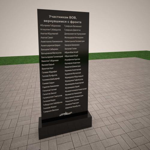 мемориал  1,3
